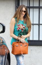 SOFIA VERGARA Shopping at Martha Medeiros in West Hollywood 05/17/2017