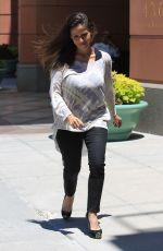 SOLEIL MOON FRYE Leaves Hair Salon in Beverly Hills 05/22/2017