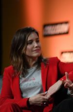 SOPHIA BUSH at 2017 Collision Conference in New Orleans 05/04/2017