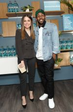 SOPHIA BUSH at Listerine Launch of Unlock Your Bold in New York 05/09/2017