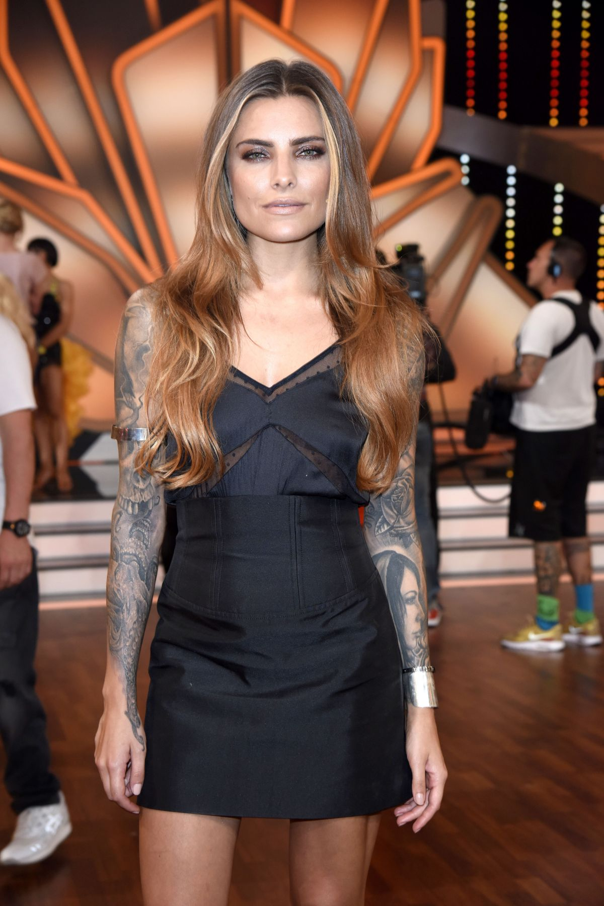 SOPHIA THOMALLA at Let