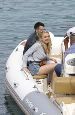 SOPHIE TURNER and Joe Jonas Out in Cannes 05/22/2017
