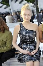 SOPHIE TURNER at Louis Vuitton 2018 Cruise Collection Shiow in Kiko