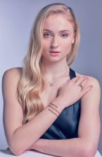 SOPHIE TURNER for Giorgio Visconti Jewelry Collection