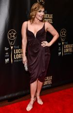 SOSHANA BEAN at 32nd Annual Lucille Lortel Awards in New York 05/07/2017
