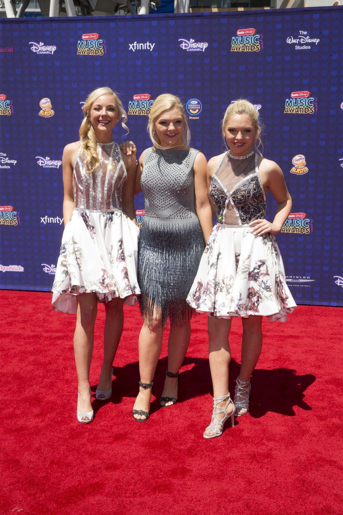 SOUTHERN HALO at 2017 Radio Disney Music Awards in Los Angeles 04/29/2017