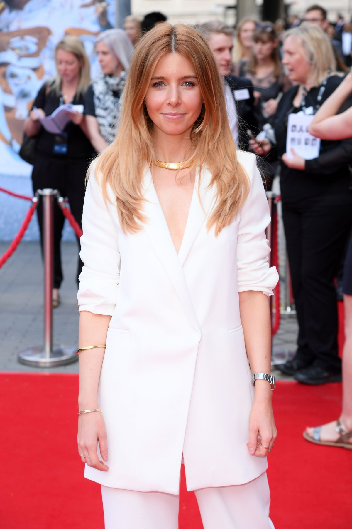 STACEY DOOLEY at 2017 British Academy Television Awards in London 05/14/2017