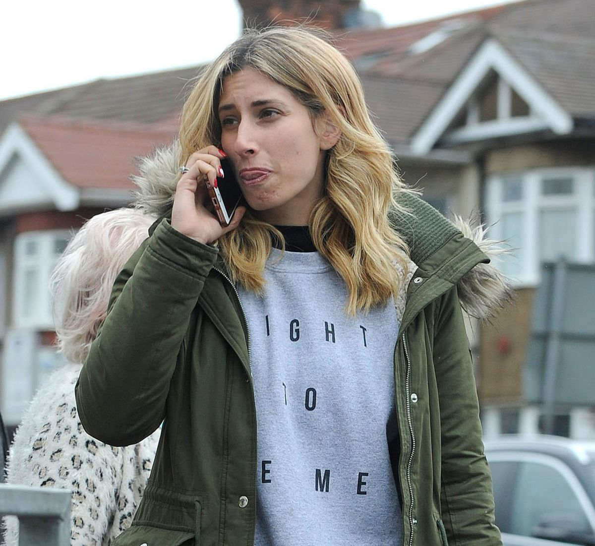 stacey solomon - photo #10