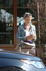 STACY KEIBLER Leaves Soho House in Malibu 05/28/2017
