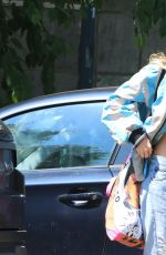 STELLA MAXWELL Out and About in Milan 05/08/2017