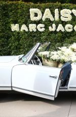 SUEDE BROOKS at Marc Jacobs Celebrates Daisy in Los Angeles 05/09/2017