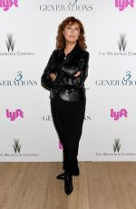 SUSAN SARADON at 3 Generations Screening in New York 04/30/2017