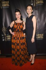 SUTTON FOSTER at 32nd Annual Lucille Lortel Awards in New York 05/07/2017