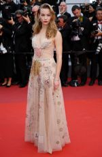 SVETLANA USTINOVA at Loveless Premiere at 2017 Cannes Film Festival 05/18/2017