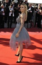 TALLIA STORM at 120 Beats Per Minute Premiere at 70th Annual Cannes Film Festival 05/20/2017