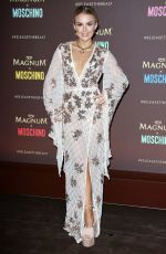 TALLIA STORM at Magnum x Moschino Photocall at 70th Annual Cannes Film Festival 05/18/2017