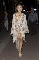 TALLIA STORM Night Out in Cannes 05/18/2017