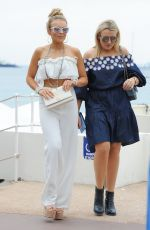 TALLIA STORM Out in Cannes 05/19/2017