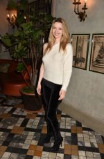 TALULAH RILEY at Ivy Chelsea Garden Summer Party in London 05/09/2017