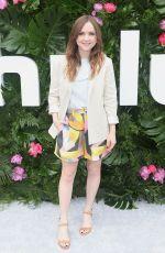 TARA LYNNE BARR at Hulu Upfront in New York 05/03/2017