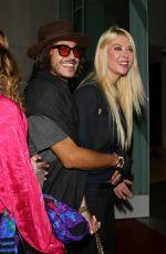 TARA REID at W Hotel in Los Angeles 05/17/2017