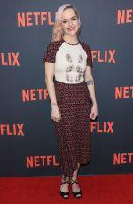 TARYN MANNING at Orange in the New Black Screening in Los Angeles 05/05/2017