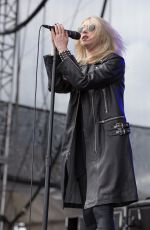 TAYLOR MOMSEN Performs at Fort Rock Festival in Fort Myers 04/30/2017