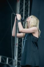 TAYLOR MOMSEN Performs at  River City Rockfest in San Antonio 05/27/2017
