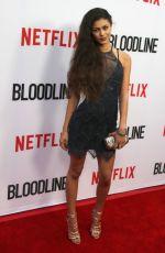 TAYLOR NICOLE at Bloodline Season 3 Premiere in Culver City 05/24/2017