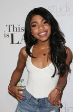 TEALA DUN at This is LA Premiere Party in Los Angeles 05/03/2017