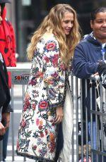 TERESA PALMER Arrives at AOL Studios in New York 05/30/2017