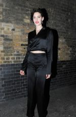 TESS HAUBRICH at Chiltern Firehouse in London 05/04/2017