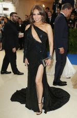 THALIA at 2017 MET Gala in New York 05/01/2017