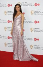 THANDIE NEWTON at 2017 British Academy Television Awards in London 05/14/2017