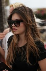 THYLANE BLONDEAU Out and About in Cannes 05/18/2017