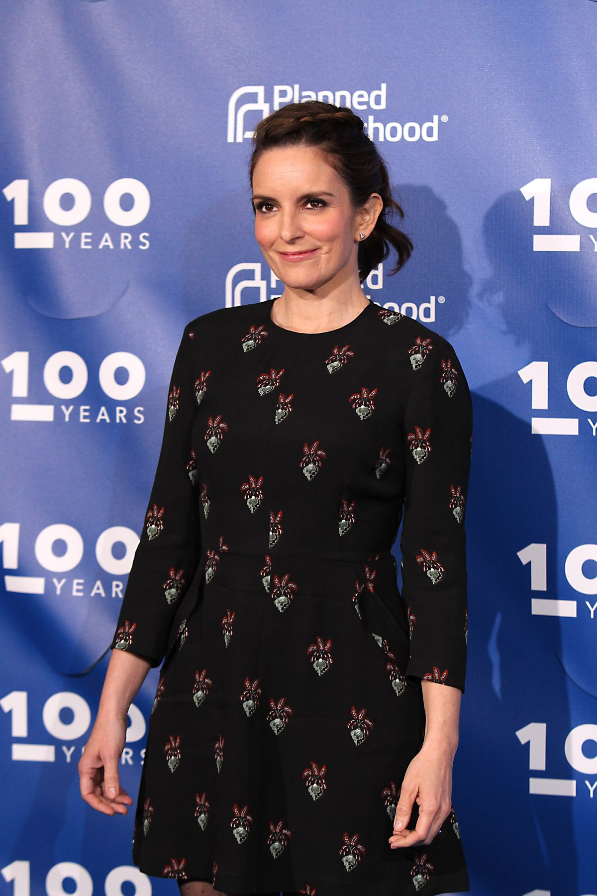 TINA FEY at Planned Parenthood 100th Anniversary Gala 05/02/2017
