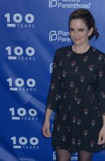 TINA FEY at Planned Parenthood 100th Anniversary Gala 05/02/2017