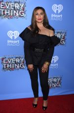 TINA KNOWLES at Everything, Everything Movie Screening in Los Angeles 05/06/2017