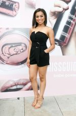 TISHA MERRY at Missguided Babe Power Perfume Launch in Manchester 05/11/2017