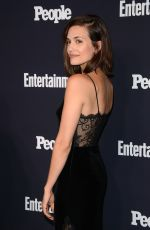 TORREY DEVITTO at Entertainment Weekly and People Upfronts Party in New York 05/15/2017