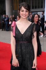 TUPPENCE MIDDLETON at 2017 British Academy Television Awards in London 05/14/2017