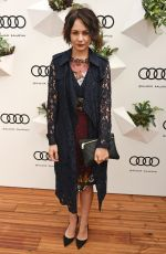 TUPPENCE MIDDLETON at Audi Polo Challenge at Coworth Park in Ascot 06/06/2017