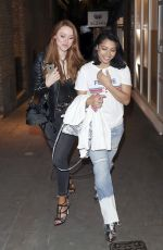 UNA HEALY at Mews of Mayfair in London 05/24/2017