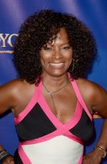 VANESSA CALLOWAY at The Bodyguard Opening Night in Los Angeles 05/02/2017