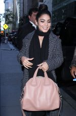 VANESSA HUDGENS Out and About in New York 05/08/2017