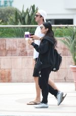 VANESSA HUDGENS Out for Coffee in Los Angeles 05/14/2017