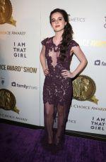 VANESSA MARANO at Women's Choice Awards in Los Angeles 05/17/2017