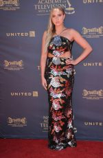 VERONICA DUNNE at 44th Annual Daytime Emmy Awards in Los Angles 04/30/2017