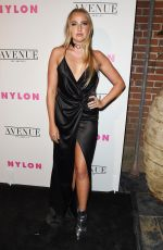 VERONICA DUNNE at Nylon Young Hollywood May Issue Party in Los Angeles 05/02/2017
