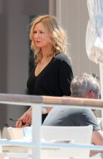 VERONICA FERRES at Hotel Du Cap Eden Roc in Antibes 05/20/2017